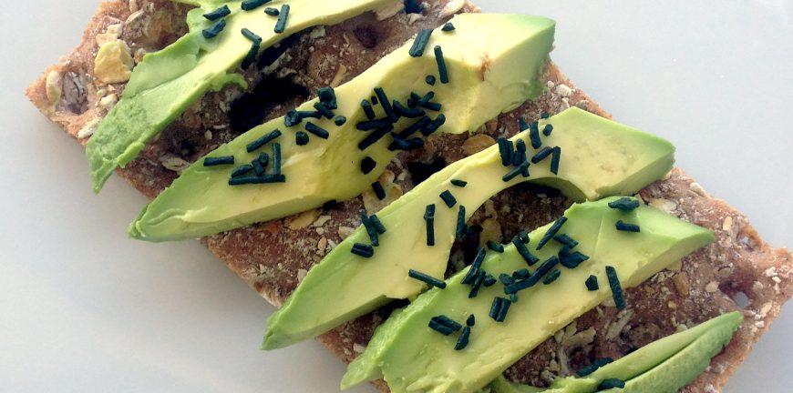 Wasa hard bread - knäcke bröd - Spirulina Apogee